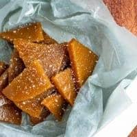 Keto Butterscotch Candy