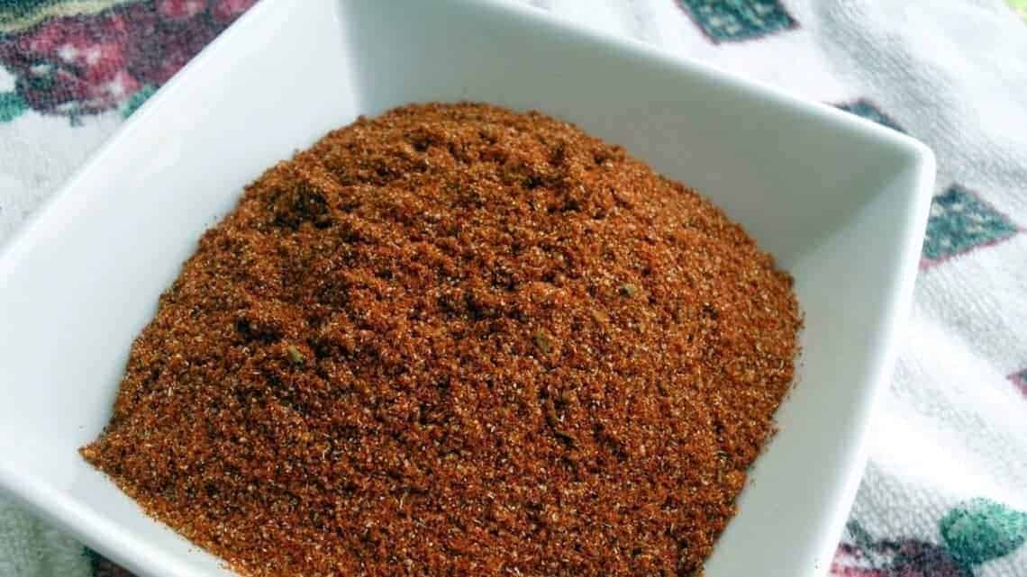 Low-Carb/Keto-Friendly Taco Seasoning
