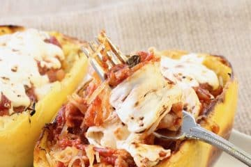 Tasty Low-Carb Baked Spaghetti