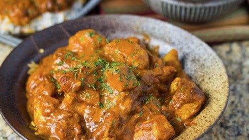 Keto Coconut Chicken Curry