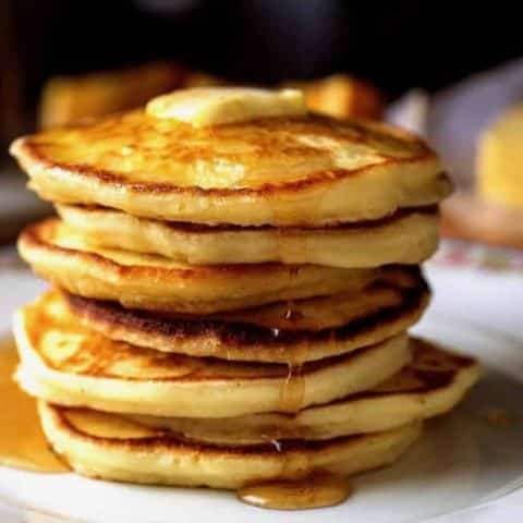 Simple Keto Pancake/Waffle Batter