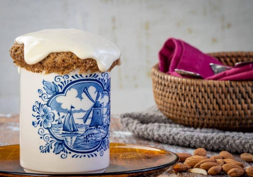 Cinnamon Mug Cake Recipe Keto