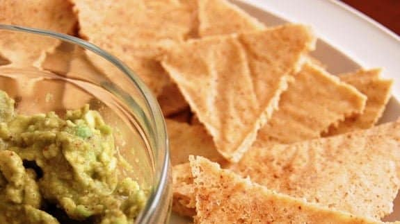 Awesome Keto Tortilla Chips