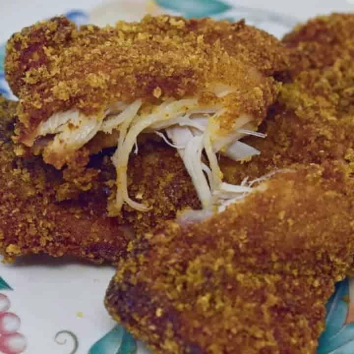 Keto KFC Copycat Fried Chicken