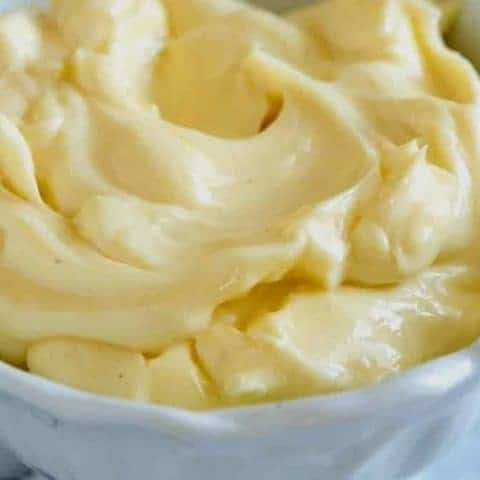 Homemade Keto Mayonnaise