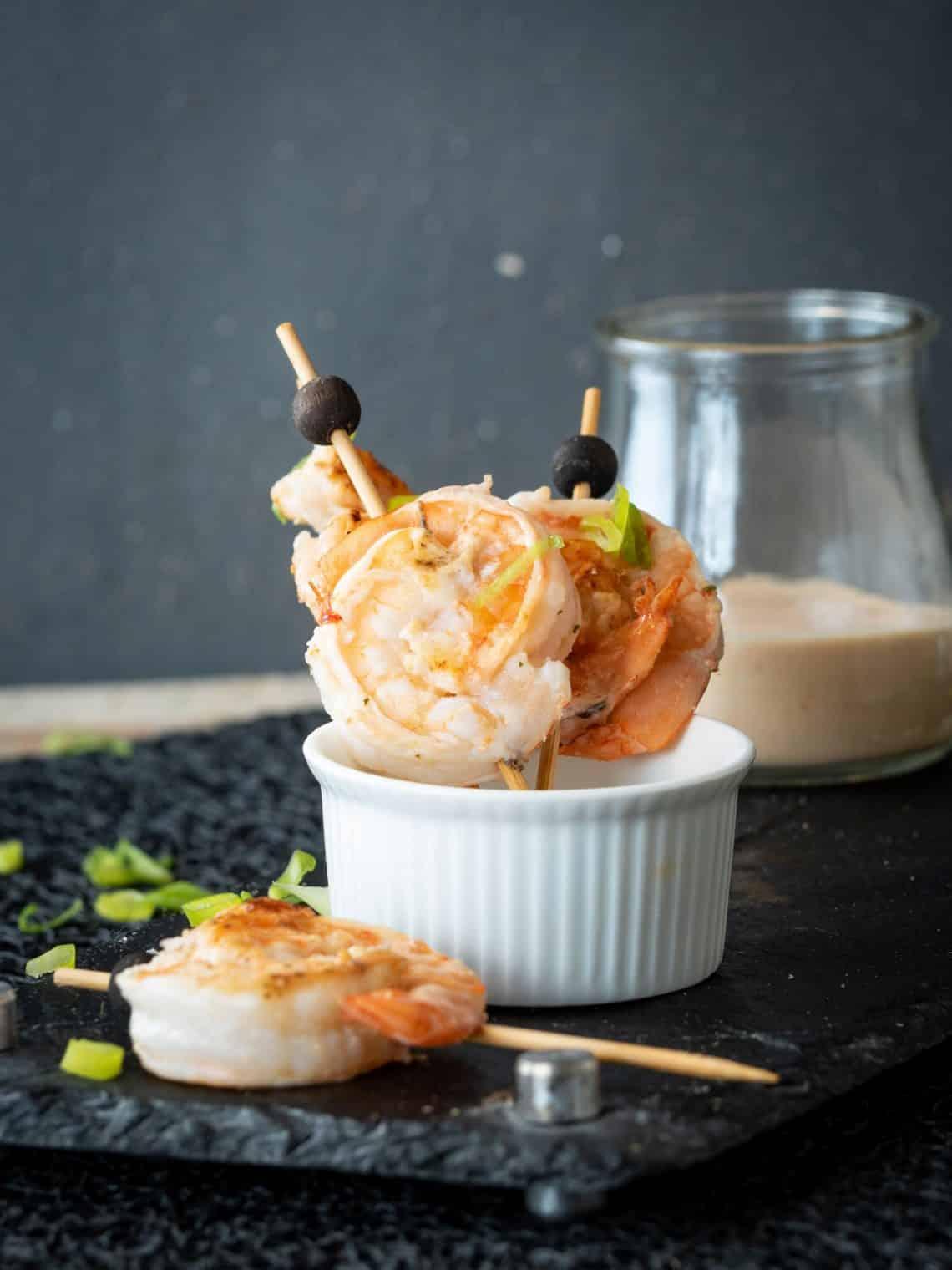 Keto Bang Bang Shrimp