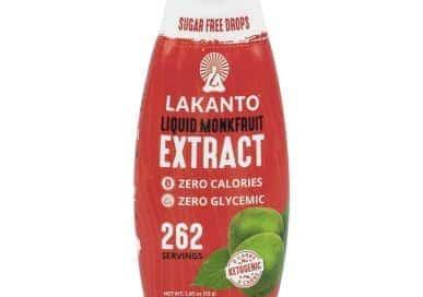 Lakanto Liquid Monkfruit Sweetener