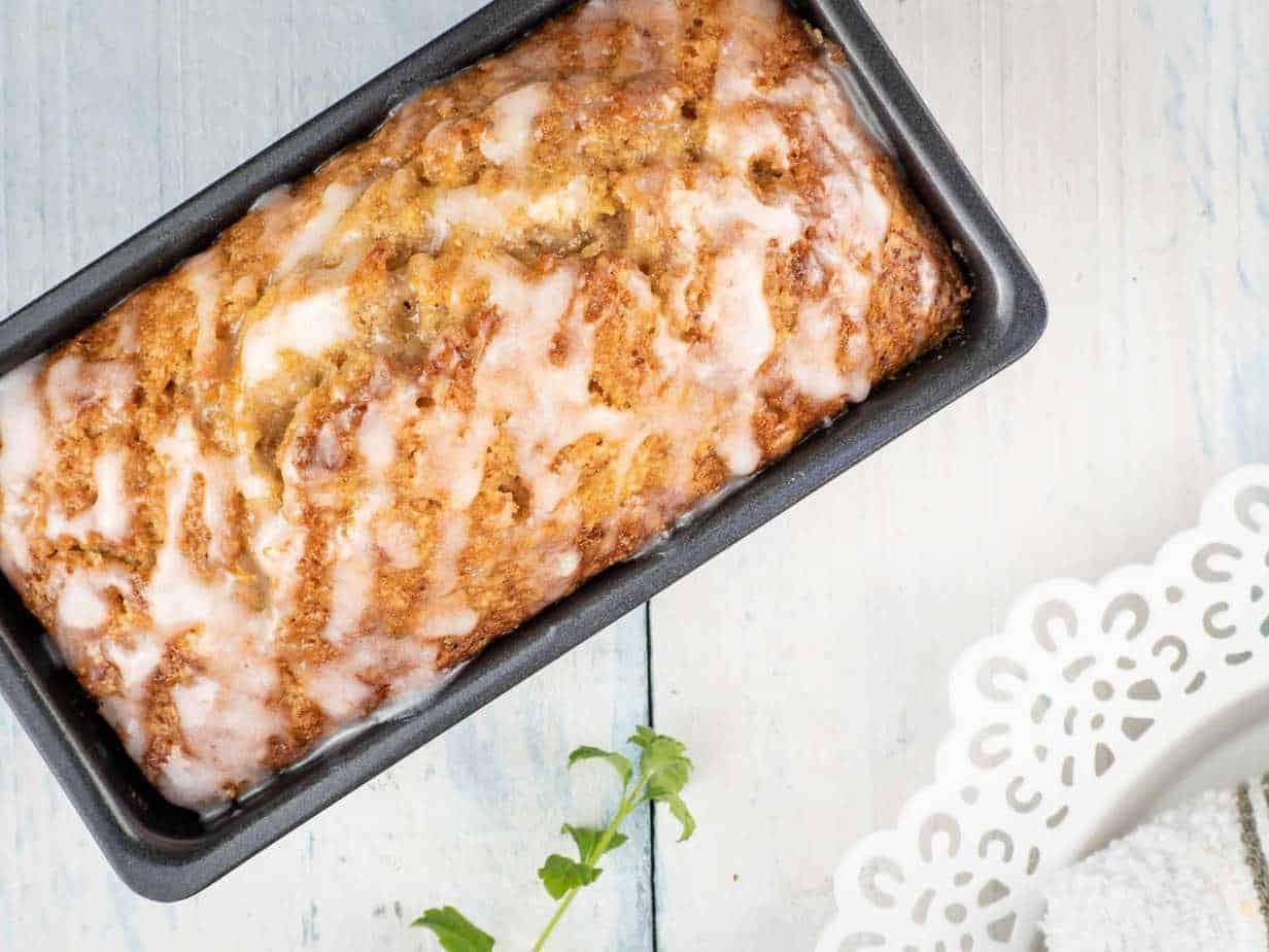 Keto Diet Carrot Cake Recipe: Better Than Bread Keto
