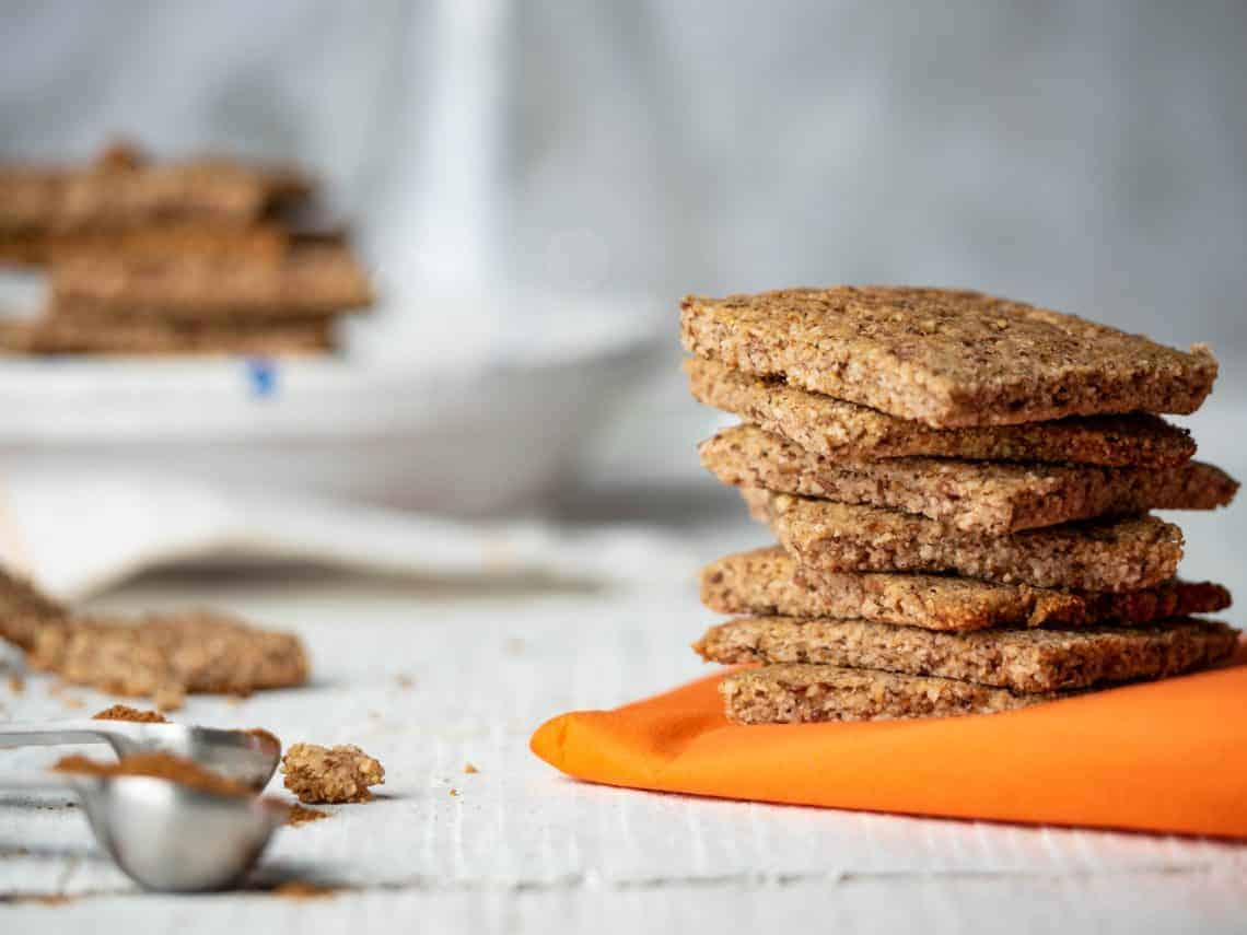 Keto Graham Crackers