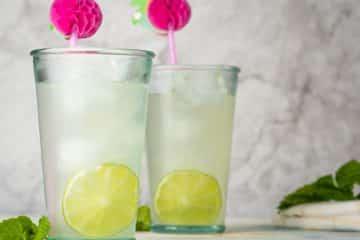 Low-Carb/Keto-Friendly Lemonade