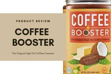 The Original High-Fat Coffee Creamer Review: Coffee Booster