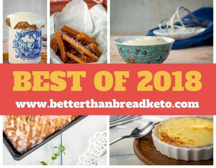 Best Keto Recipes of 2018