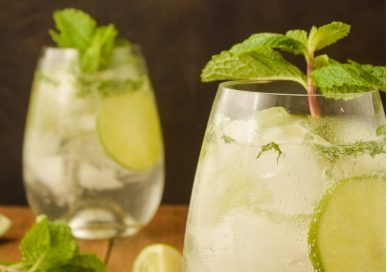 Keto-Friendly Mojito