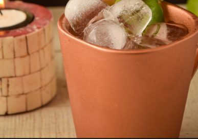 Keto-Friendly Moscow Mule