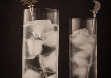 Low-Carb Vodka and Sprite