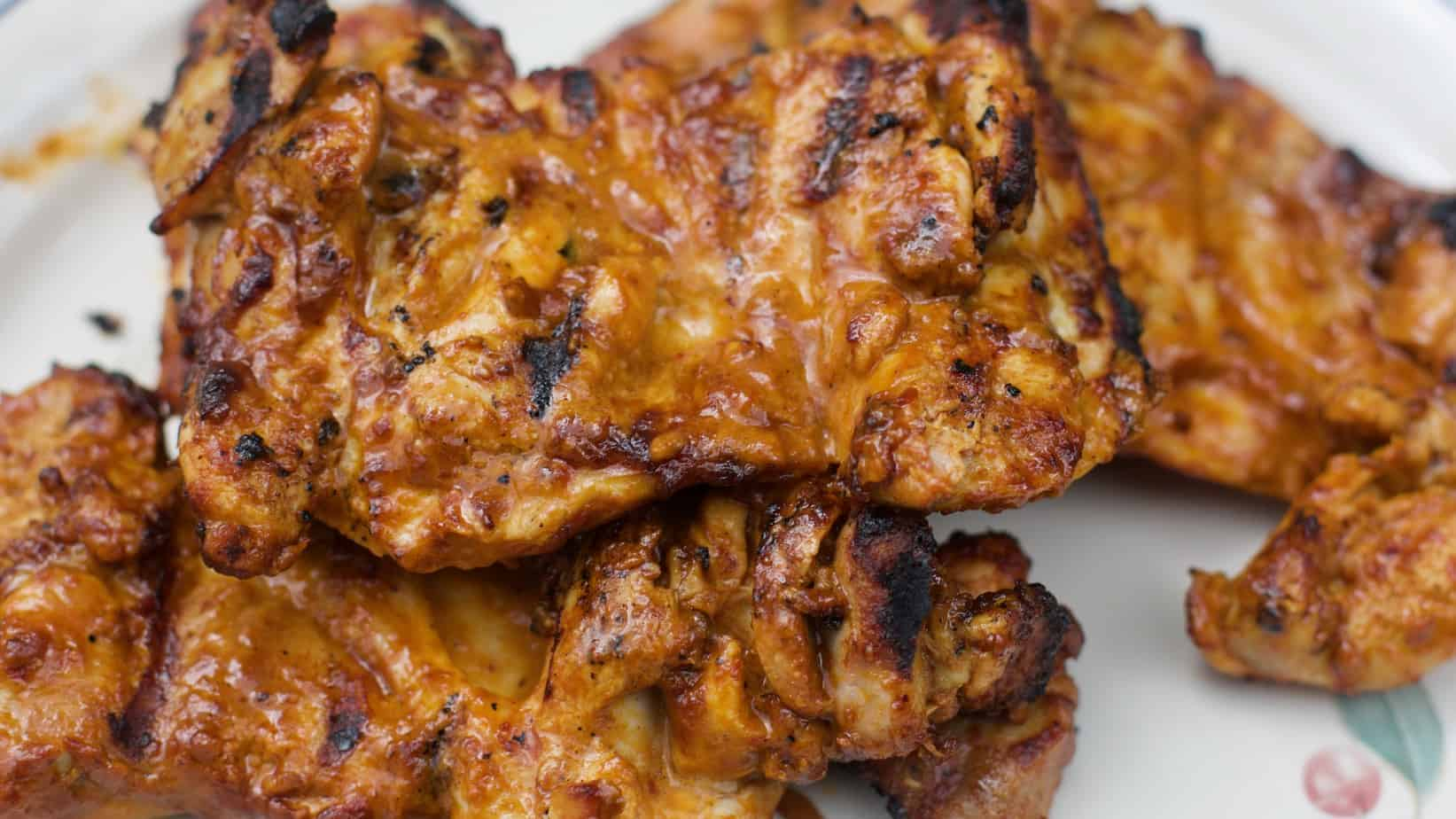 Keto Chipotle Grilled Chicken