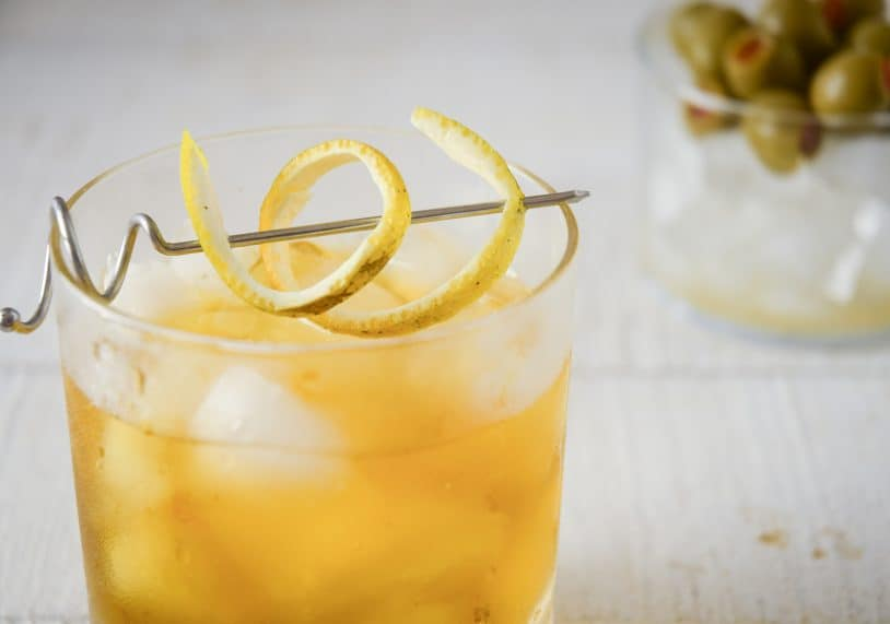 Keto-Friendly Bourbon Old Fashioned_1