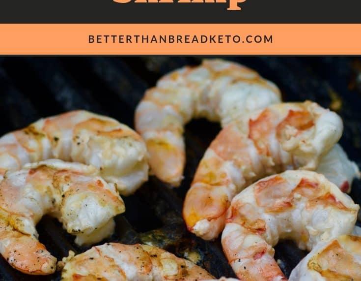 Low-Carb Coconut Grilled Shrimp