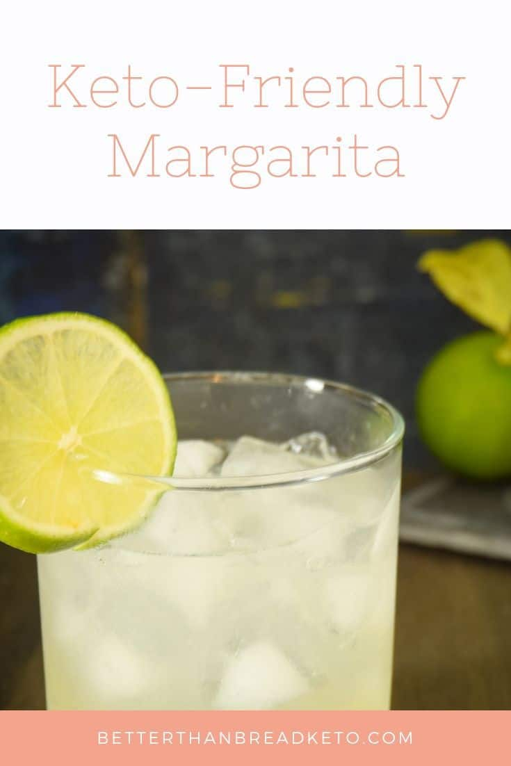 Keto-Friendly Margarita