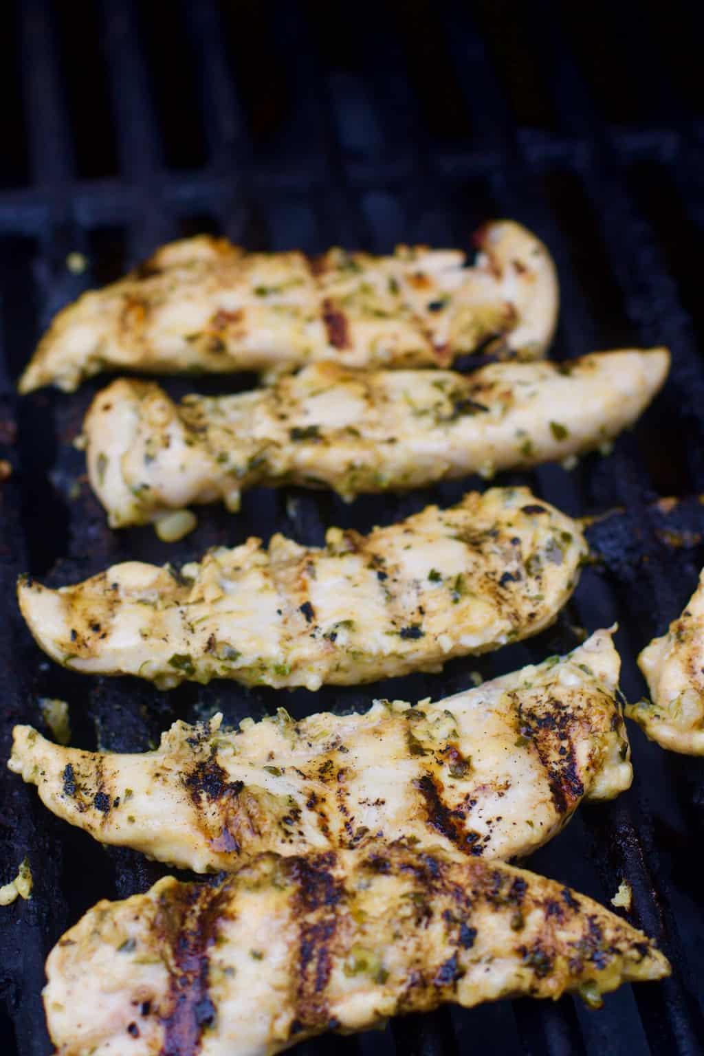 Low-Carb Mediterranean Grilled Chicken