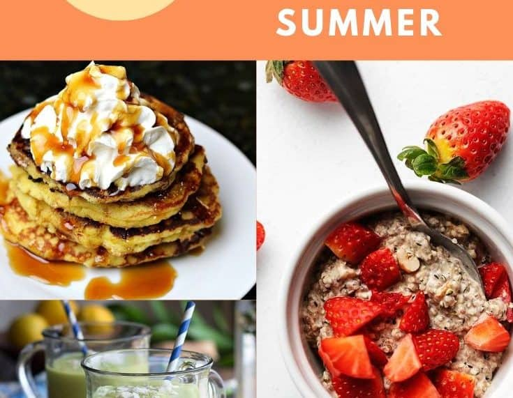 25 Keto/Low-Carb Breakfast Recipes for Summer