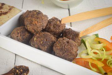 Keto Asian Meatballs