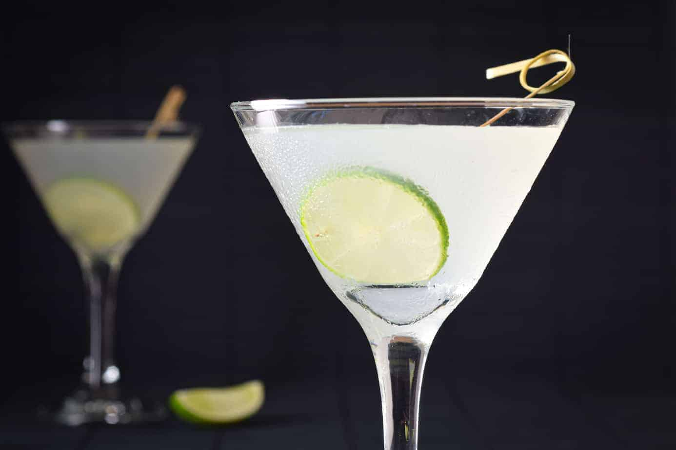 Keto-Friendly Gimlet