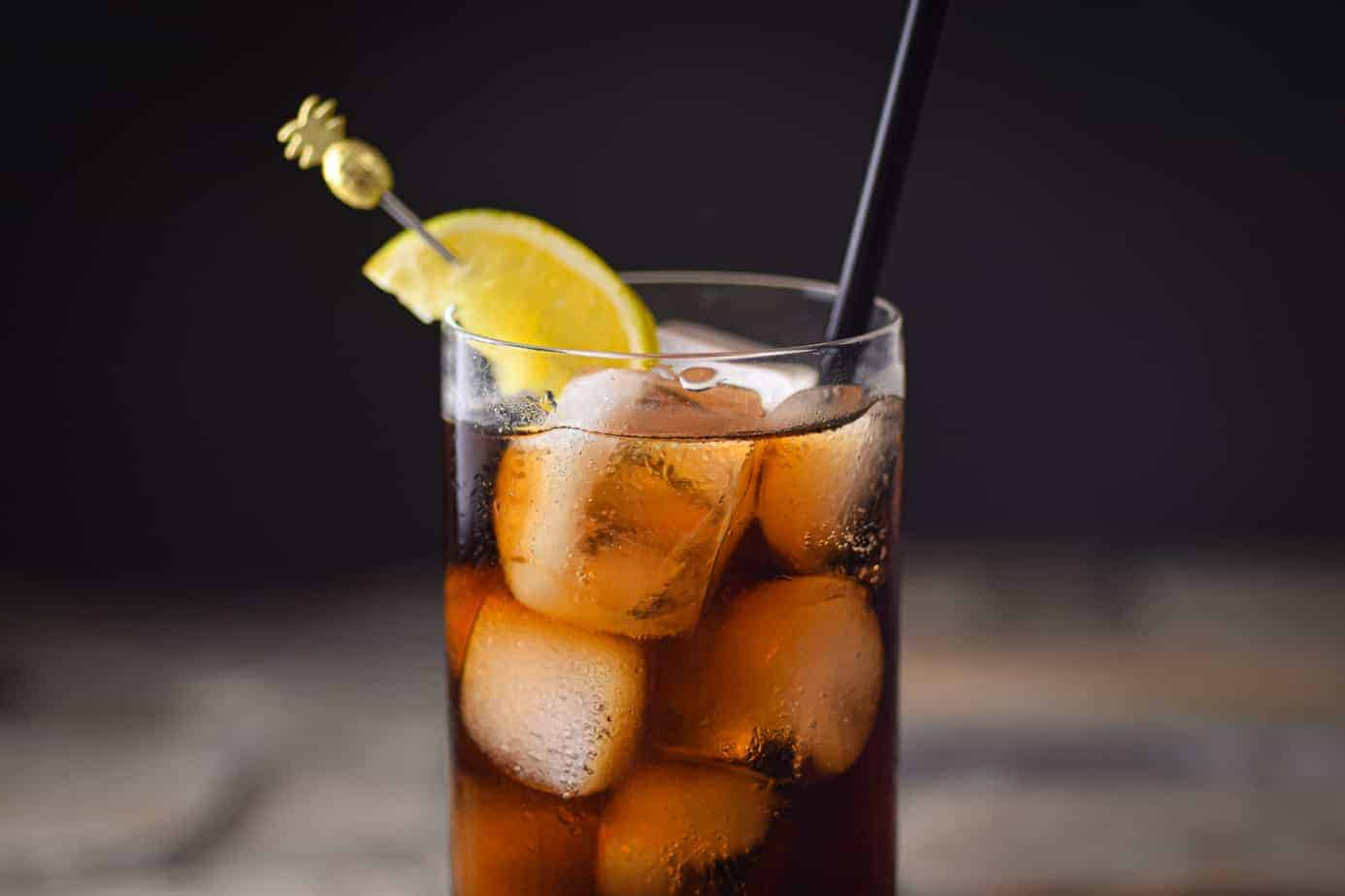 Keto-Friendly Long Island Iced Tea