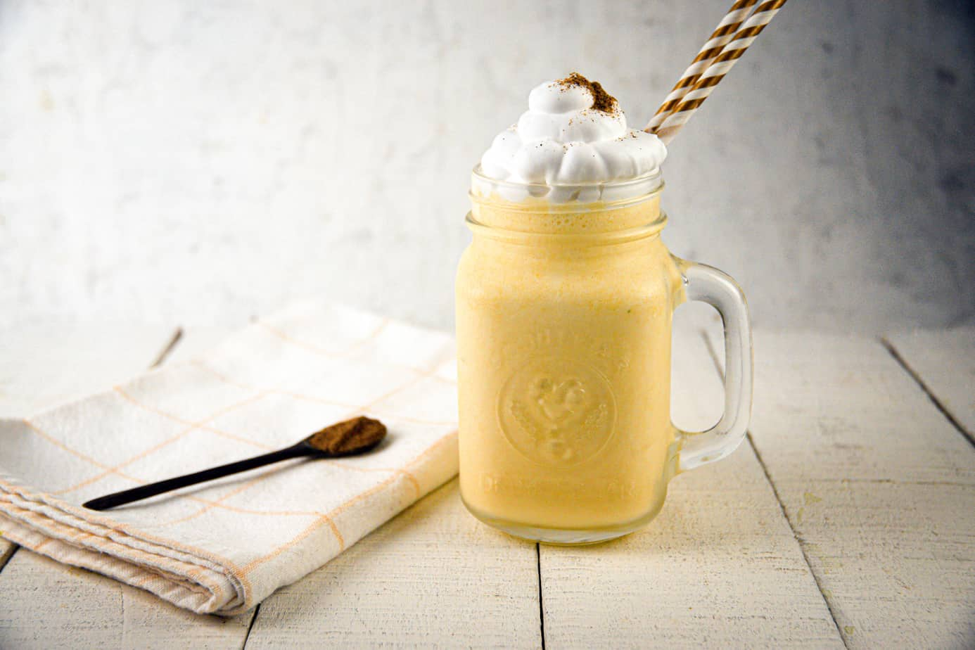Keto Pumpkin Smoothie