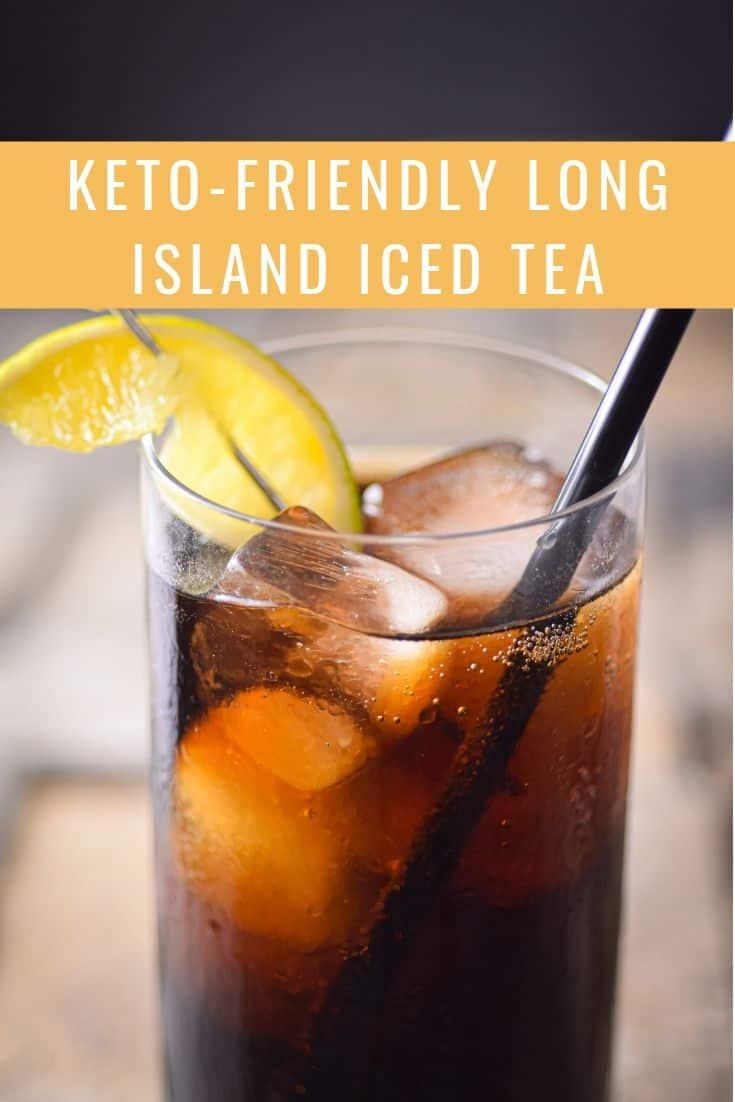 Keto-Friendly Long Island Iced Tea