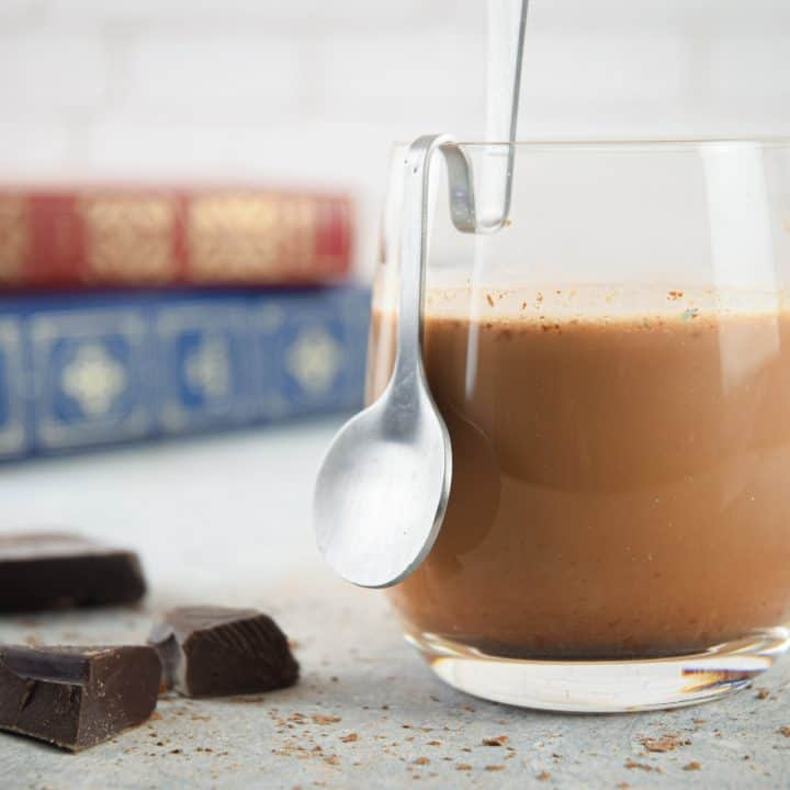 Keto Chocolate Breakfast Coffee