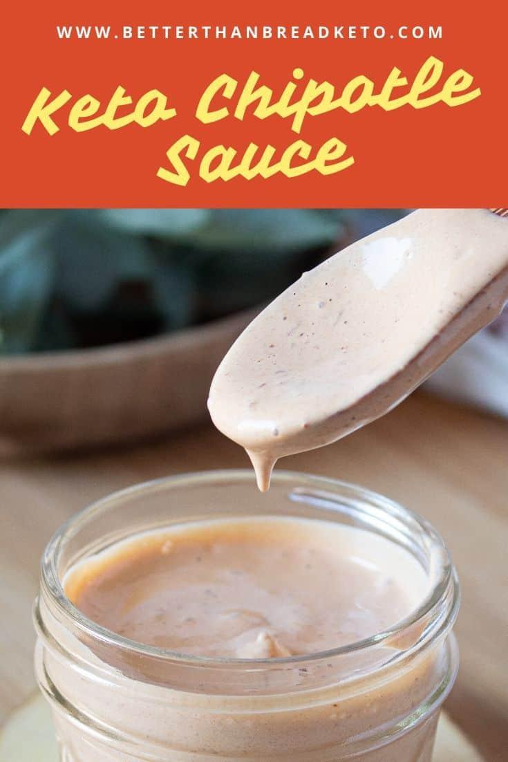 Keto Chipotle Sauce