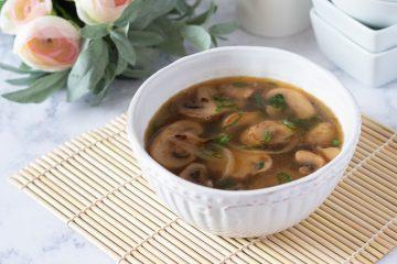 Keto Japanese Onion Soup