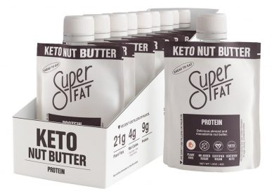 SuperFat Nut Butters: Review