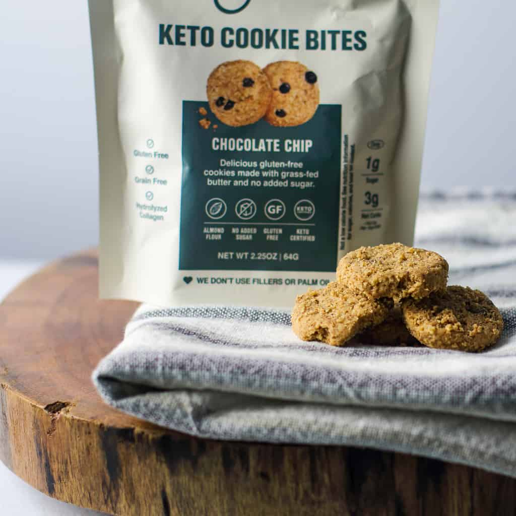 Keto Cookie Bites Review