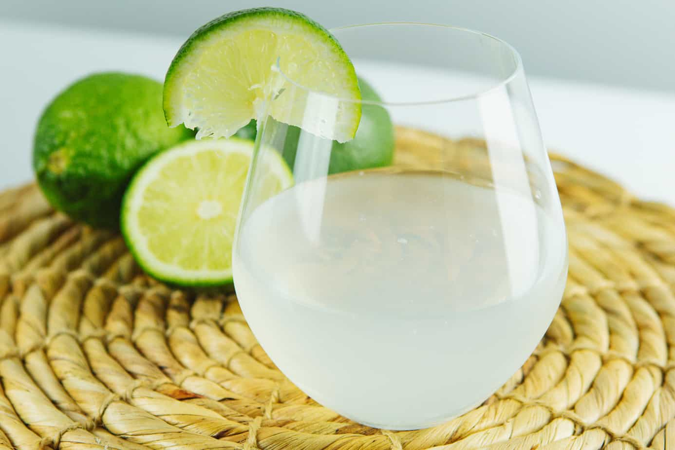 Keto Gin and Tonic