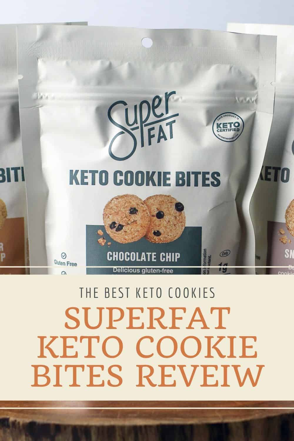 SuperFat Keto Cookie Bite Review