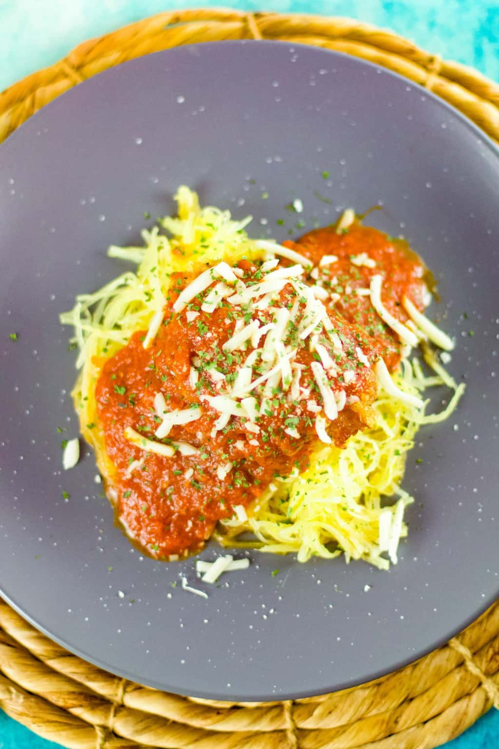 Low-Carb Air Fryer Chicken Parmesan