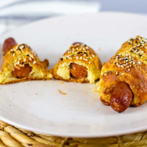 Keto Pigs in a Blanket